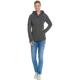 Tatonka Ladero Jacket Women dark grey